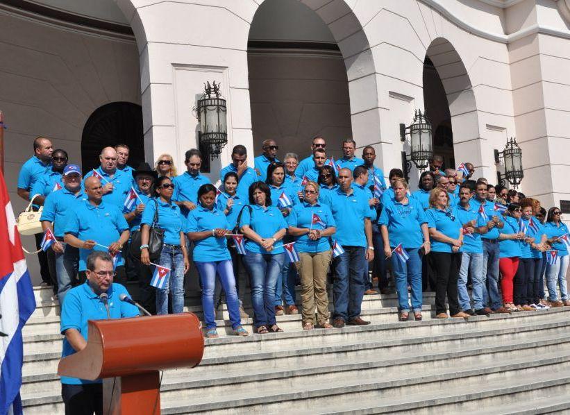 Cuba Holds Party Congress (Photo Vicente Brito / Escambray)