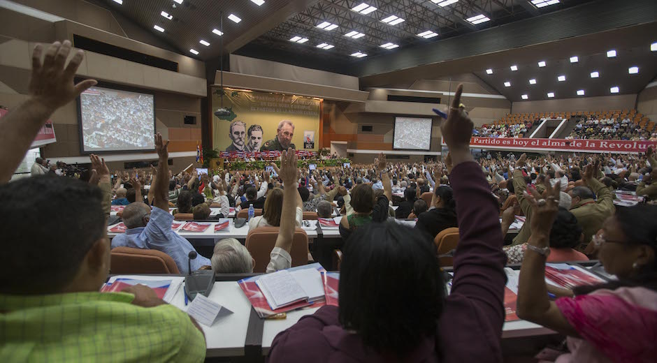 Cuban Communist Congress to Elect Central Committee (Photo taken from cubadebate.cu)