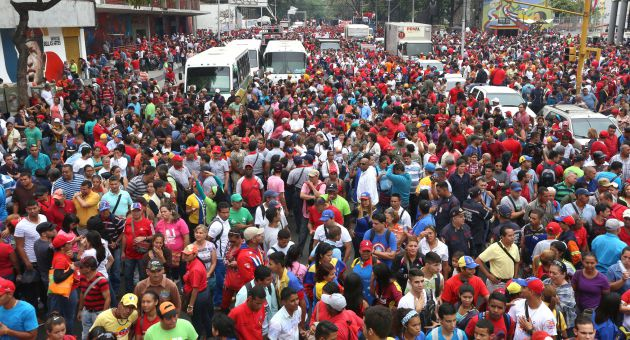 Venezuela: Victims of Violence March to Protest Amnesty Law (Photo taken from www. avn.info.ve)