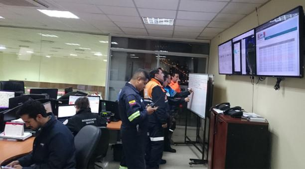 Ecuadorian President Asks for Calm following Strong Aftershock (Photo taken from http://www.elcomercio.com)