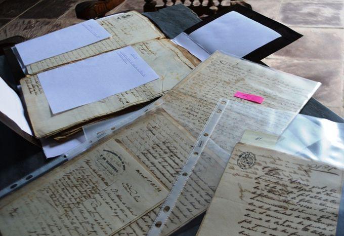 Swiss Collector Donates Original Patrimonial Documents to Trinidad (Photo: Carlos Luis Sotolongo Puig / Escambray)