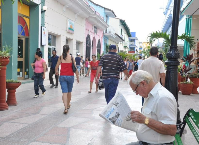Sancti Spiritus among Cuban Territories with Highest Degree of Aging (Photo: Vicente Brito / Escambray)