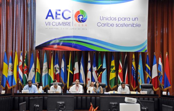 ACS Summit Opens in Havana with High Level Meeting (Photo: ACN)