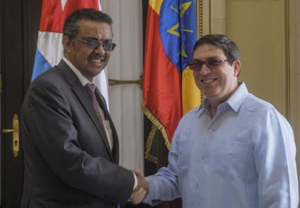 Cuba and Ethiopia Willing to Strengthen Bilateral Links (Photo: ACN)