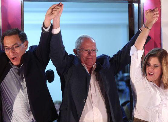 Kuczynski Ahead in the Final Stage of the Counting of Votes in Peru. (Photo taken from http://elcomercio.pe/)