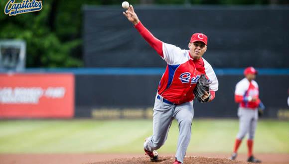 Cuba Loses again in Can-Am Baseball League (Photo taken from cubadebate.cu)