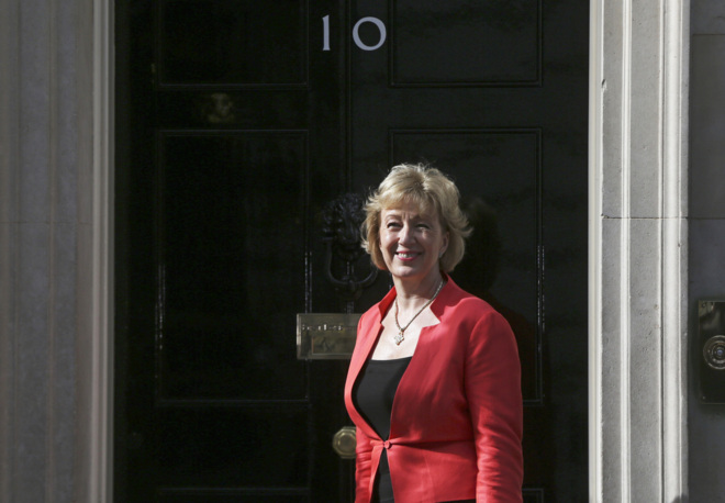 UK: Andrea Leadsom Possible Successor of David Cameron (Photo: REUTERS)