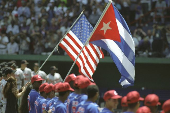 Dual Meet between Cuba and the US in Baseball Agreed for July (File photo taken from www.bbc.com)