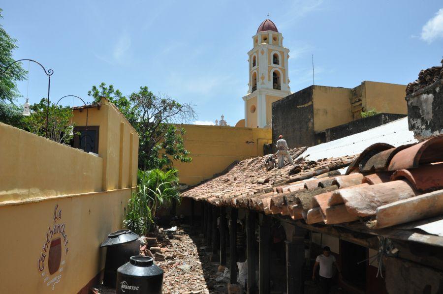 La Canchánchara Tavern, Trinidad, sancti spiritus en 26, cuba, 26th of july, moncada garrison attack