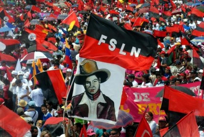 Cuba: First Vice President Heads Delegation to Nicaragua Revolution Celebration (Photo taken from http://www.lavozdelsandinismo.com)