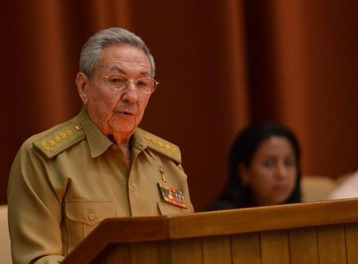 Raul Castro Disregards Possible Collapse of Cuban Economy (Photo: ACN)