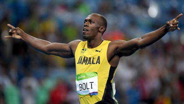 rio 2016, olympic games, usain bolt, jamaica