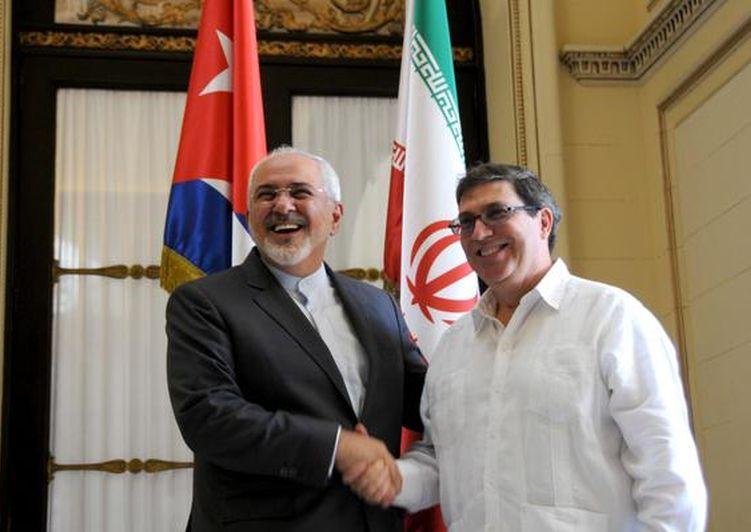 cuba, iran, diplomatic relations, bruno rodríguez