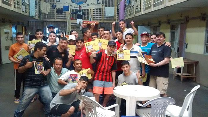 cuban literacy method yo si puedo, argentina prisoners, argentina inmates