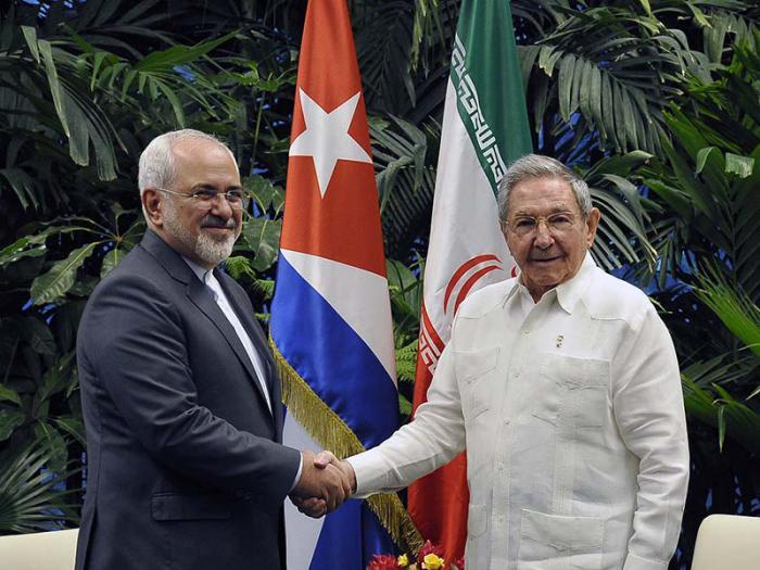 cuba, raul castro, iran, diplomatic relations