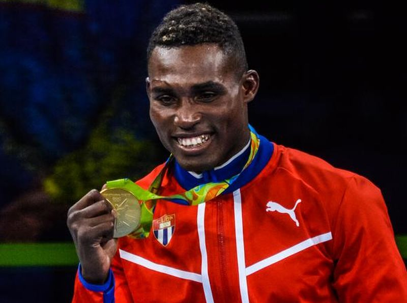 cuba, boxing, julio cesar la cruz, rio 2016, olympic games