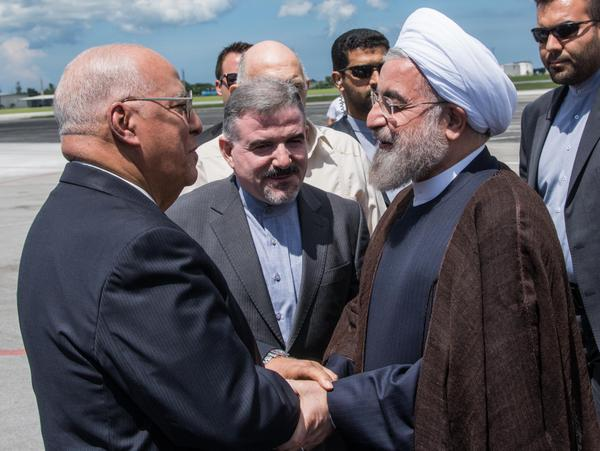 escambray today, cuba, iranian president hassan rouhani