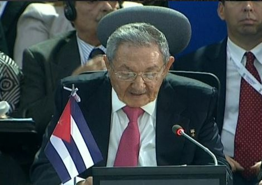 escambray today, raul castro, non-aligned movement, isla de margarita, venezuela