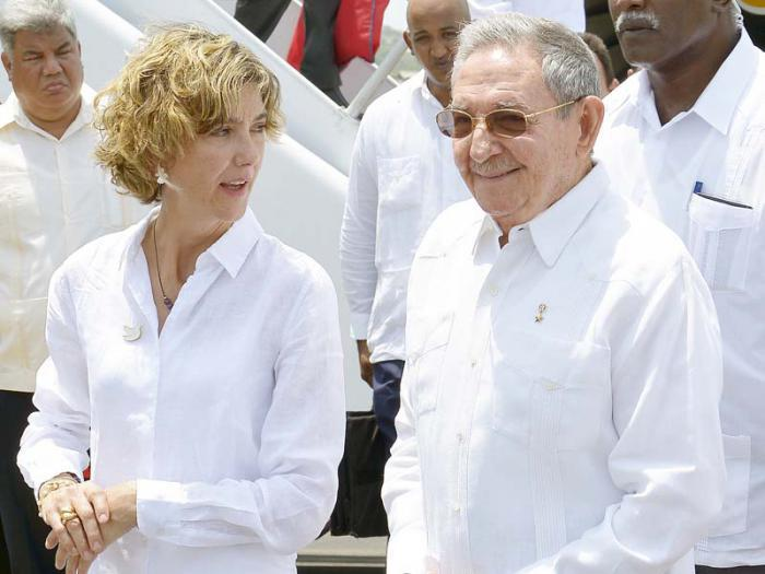 escambray today, cuba, raul castro, cartagena de indias, farc -ep, peace agreement
