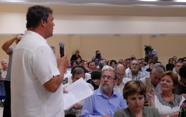 escambray today, cuban civil society, us blockade, ramón labañino, us embargo