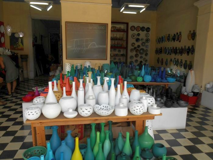 escambray today, trinidad, sancti spiritus, tourism, pottery