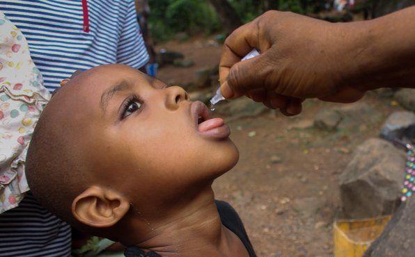 escambray today, sierra leone, vaccination campaign, anti-polio vaccines