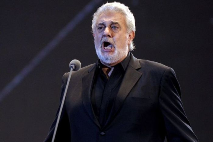 escambray today, placido domingo, lyric music, cuban symphonic orchestra