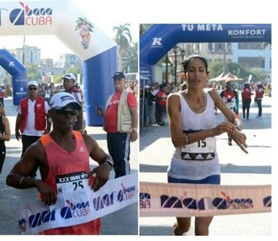 escambray today, marathon, marabana 2016, havana, inder, cuba