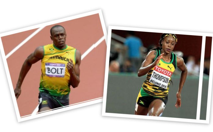 escambray today, sports, usain bolt, elaine thomson, best athlete of the year