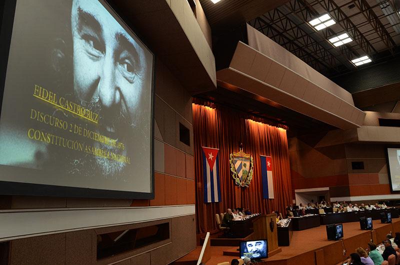 escambray today, cuba parliament, cuba parliamentarians, raul castro, fidel castro