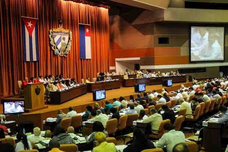 escambray today, cuban parliament, cuban parliamentarians