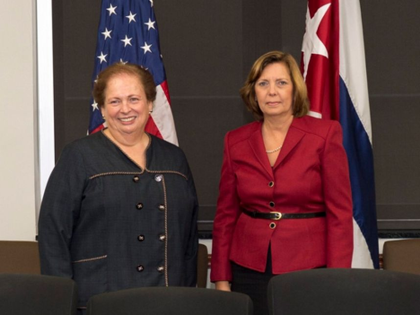 escambray today, cuba-usa bilateral commission, diplomatic relations