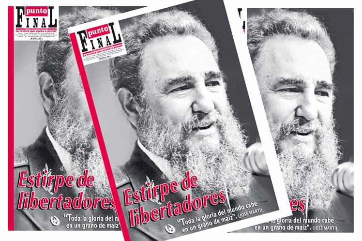 escambray today, fidel castro, cuban historic leader,