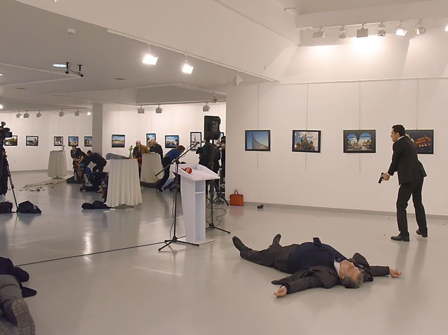 escambray today, russia, turkey, russian ambassador, terrorism