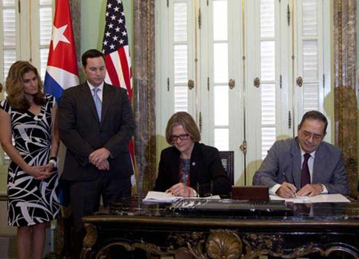 escambray today, cuba, usa, diplomatic relations