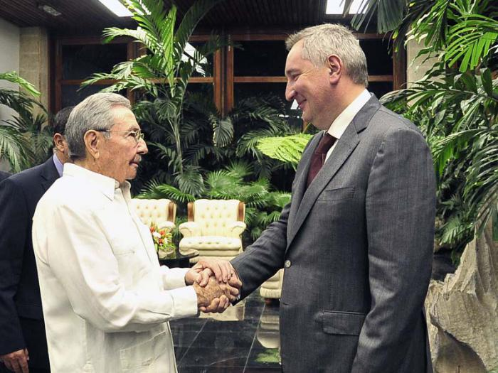 escambray today, raul castro, cuna, russian federation