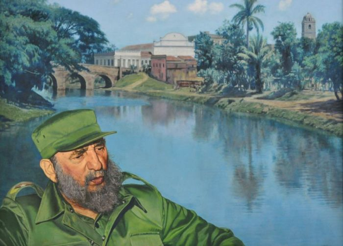 escambray today, fidel castro, historic leader of the cuban revolution, sancti spiritus