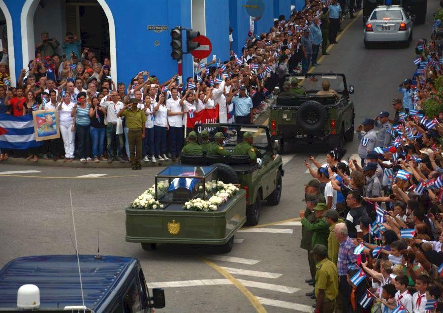 escambray today, fidel castro, historic leader of the revolution, cuban revolution