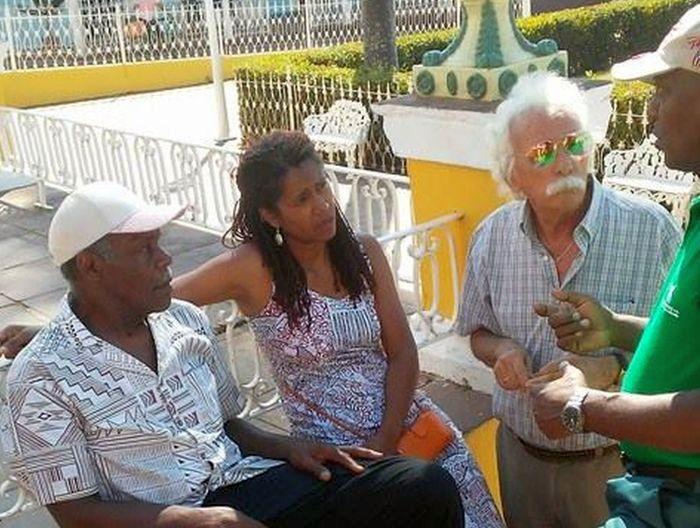 escambray today, danny glover, trinidad, sancti spiritus