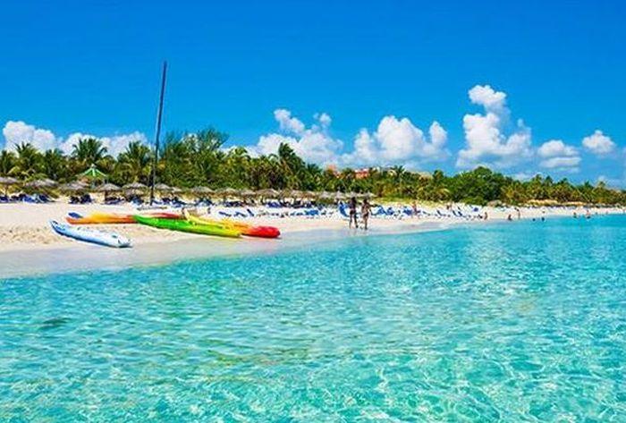 escambray today, varadero beach, matanzas, friendly beach category