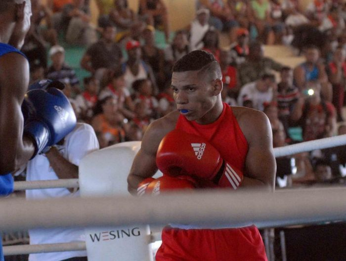escambray today, boxing, cuban boxing team, cuba tamers, yosbany veitia, argilagos