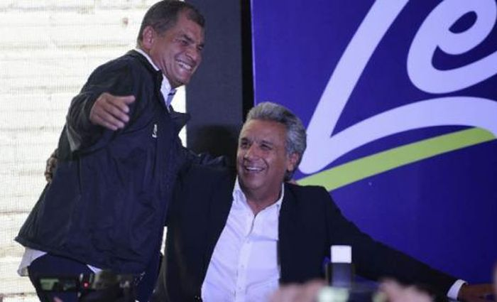 escambray today, elections in ecuador, rafael correa, lenin moreno