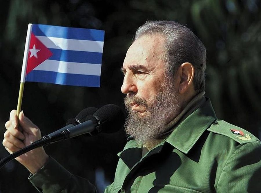 escambray today, fidel castro, new york, harlem