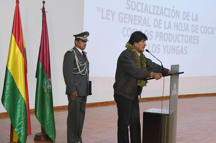 escambray today, bolivia, evo morales, throat surgery