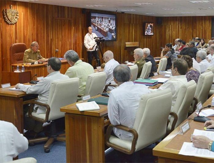 escambray today, council of ministers, raul castro, cuba, economy, cuban society