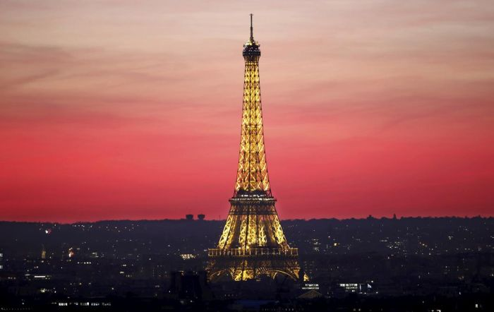 escambray today, eiffel tower, paris, france, terrorism