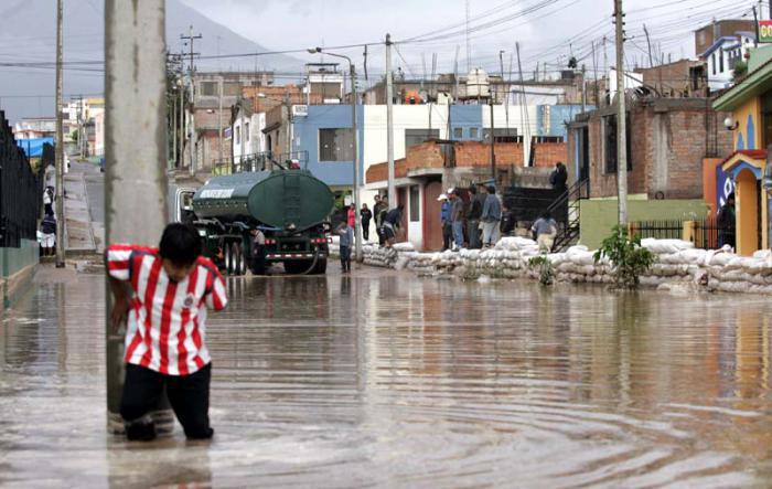 escambray today, peru, floods, heavy rains