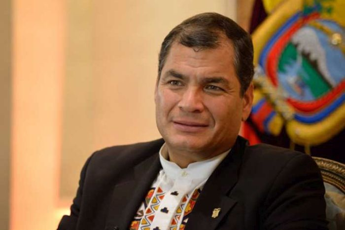 escambray today, rafael correa, ecuador