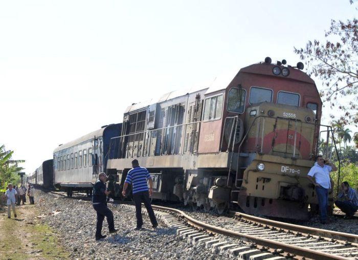 escambray today, train derailment, rail accident, railway accident