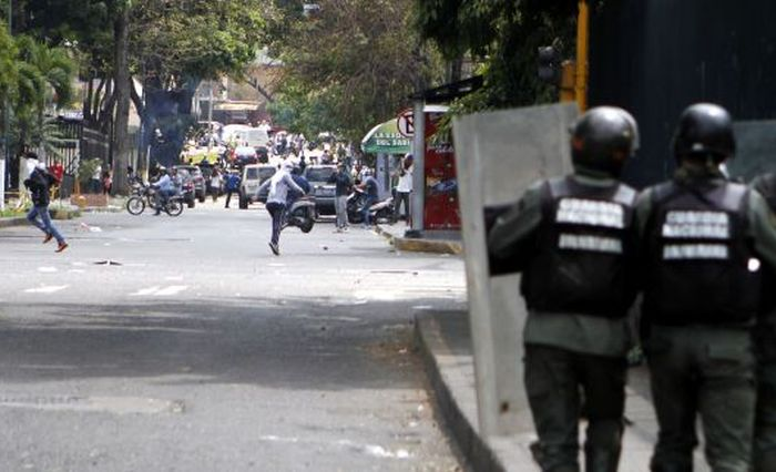 escambray today, venezuela, opposition, protests, nicolas maduro, oas